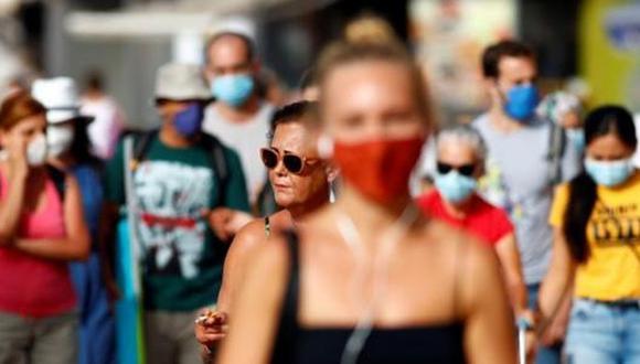 El gobierno galo actualizó sus protocolos de seguridad ante el avance de la variante británica del coronavirus. (Foto referencial: Reuters)