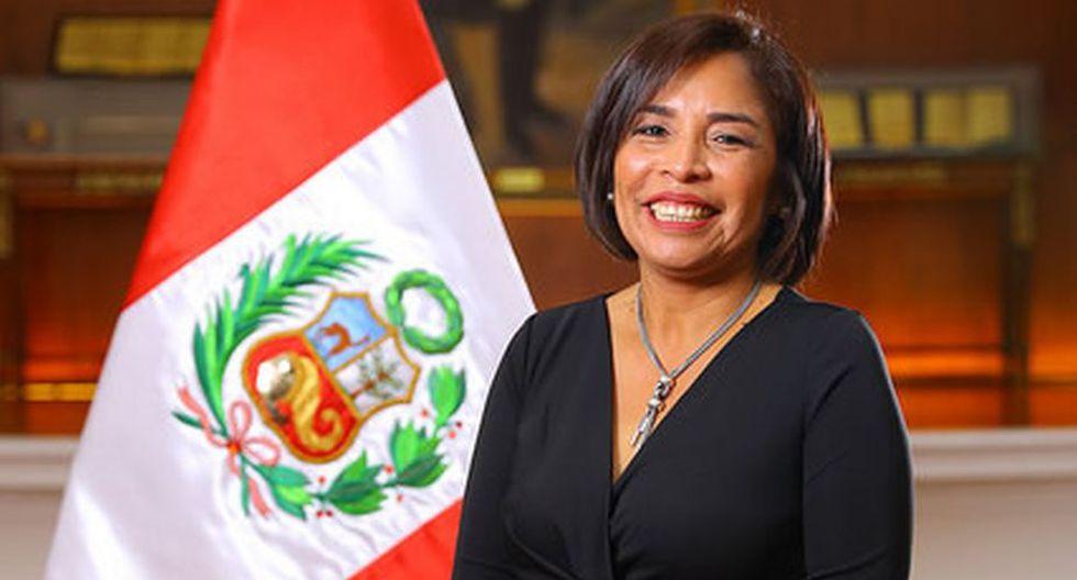 Patricia Balbuena Palacios | Ministerio de Cultura (Presidencia)