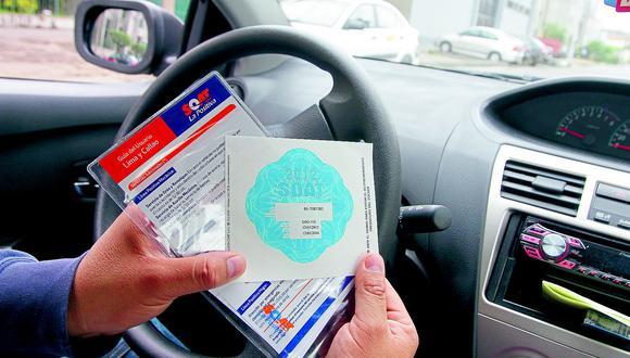El SOAT es un seguro fundamental a la hora de conducir un vehículo.