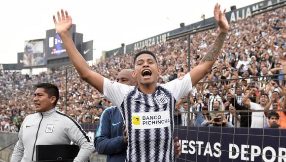 El goleador de Alianza Lima en 2019, aún sigue sin equipo. (Foto: GEC)