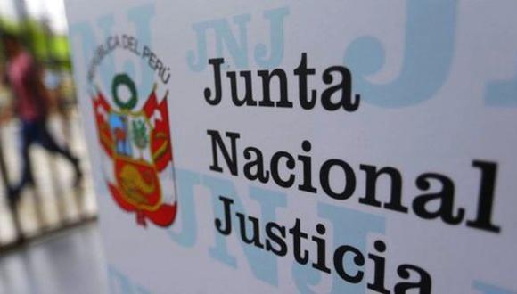 El examen para la Junta Nacional de Justicia (JNJ) estuvo compuesto por 50 preguntas que fueron elaboradas con diferente grado de dificultad. (Foto: GEC)