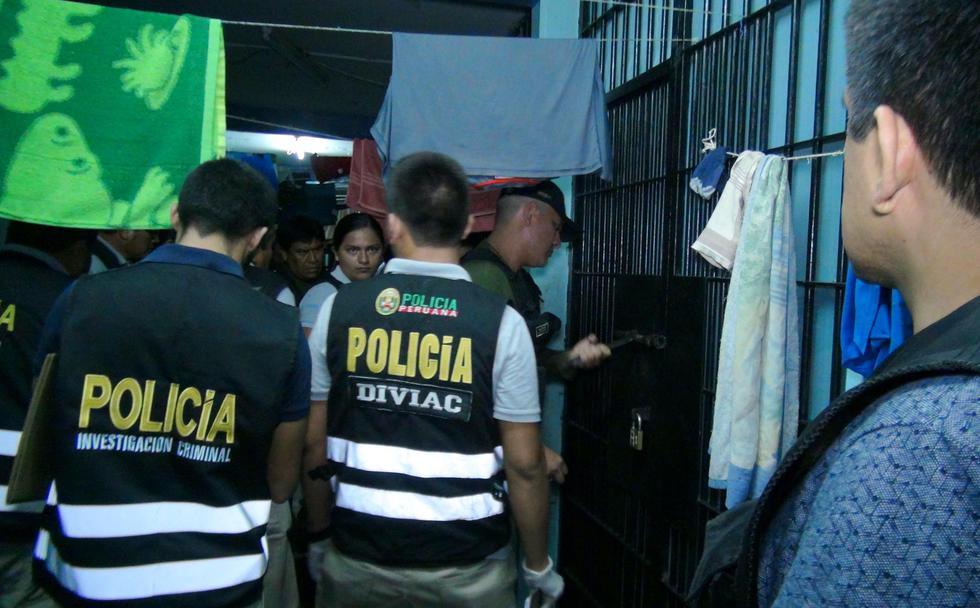 Allanan celdas ante datos de un posible atentado contra fiscal de crimen organizado