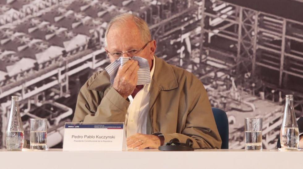 Pedo Pablo Kuczynski renunció a la presidencia del Perú por la tarde de este miércoles. (USI)