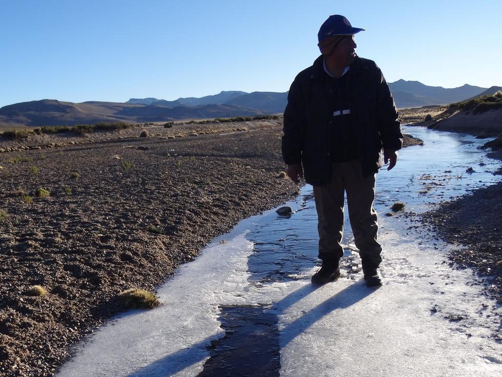 Declaran estado de emergencia en la zona sur del país por heladas y nevadas. (Perú21)