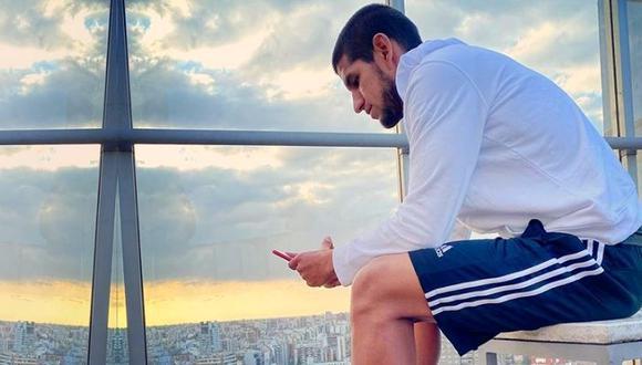 Luis Abram cuenta con la aprobación del estratega chileno Manuel Pellegrini, quien se ha sumado como nuevo entrenador de los andaluces.
