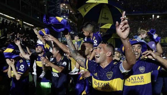 La Superliga Argentina llegó a su fin tras acuerdo con AFA para que vuelva a organizar el torneo. (Foto: AFP)