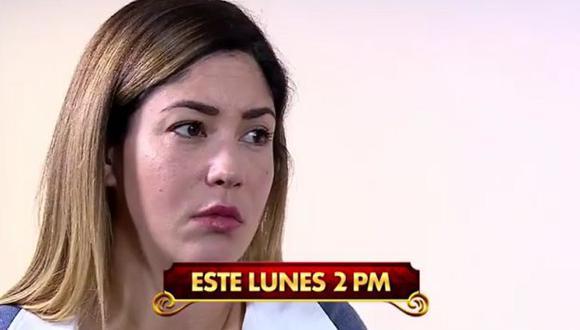 Tilsa Lozano hablará sobre Juan Manuel Vargas y Blanca Rodríguez en 'Válgame Dios'. (Foto: Captura de video)