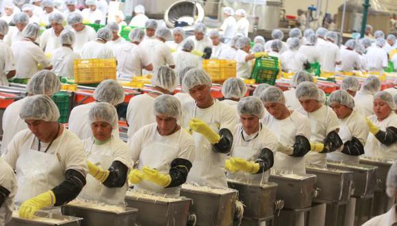 Exportadores aseguran que sus trabajadores gozan de beneficios laborales. (USI)