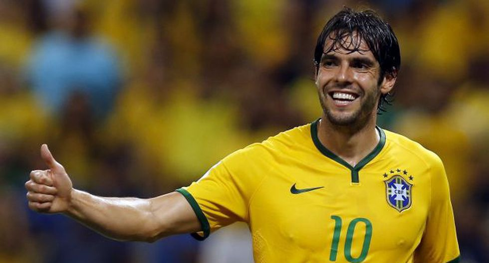 Dunga convocó a Kaká en reemplazo de Douglas Costa para la Copa América Centenario. (Reuters)