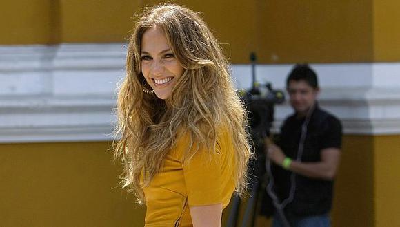 Jennifer López asistirá por primera vez al desfile de las escuelas de samba. (AP)
