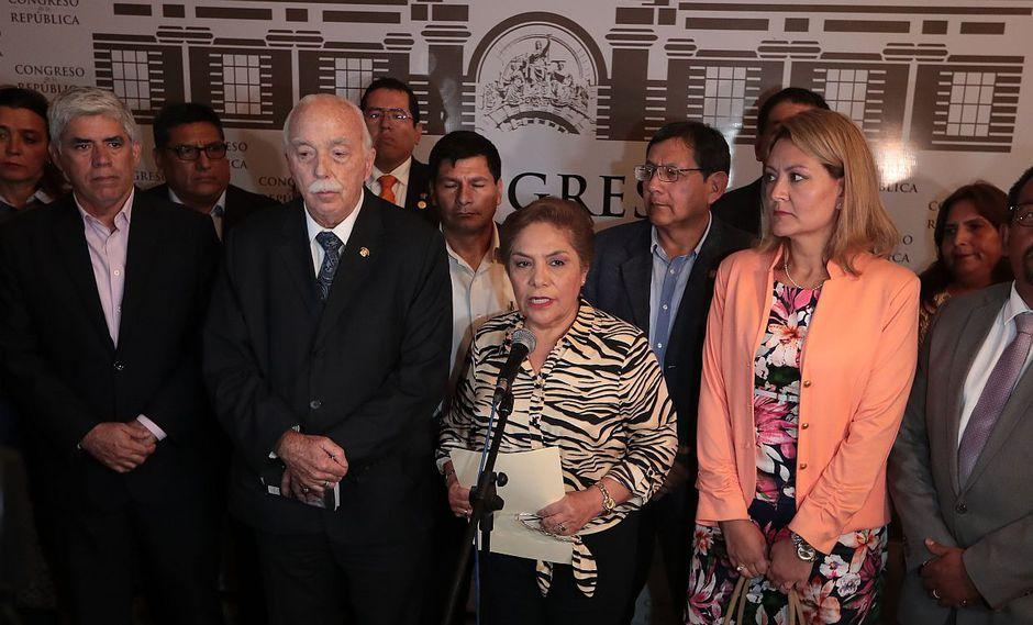 La conferencia de prensa por el relanzamiento de Fuerza Popular se realizará el lunes 15 a las12:30 pm en el Hotel Costa del Sol en San Isidro. (Foto: GEC)