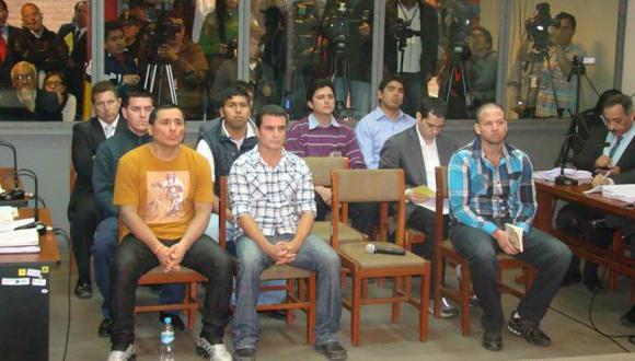Caso Walter Oyarce está en la etapa de juicio oral. (Perú21)