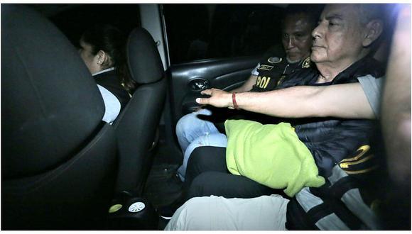 César Villanueva estuvo detenido de manera preliminar por el presunto delito de tráfico de influencias agravado (Foto: GEC)