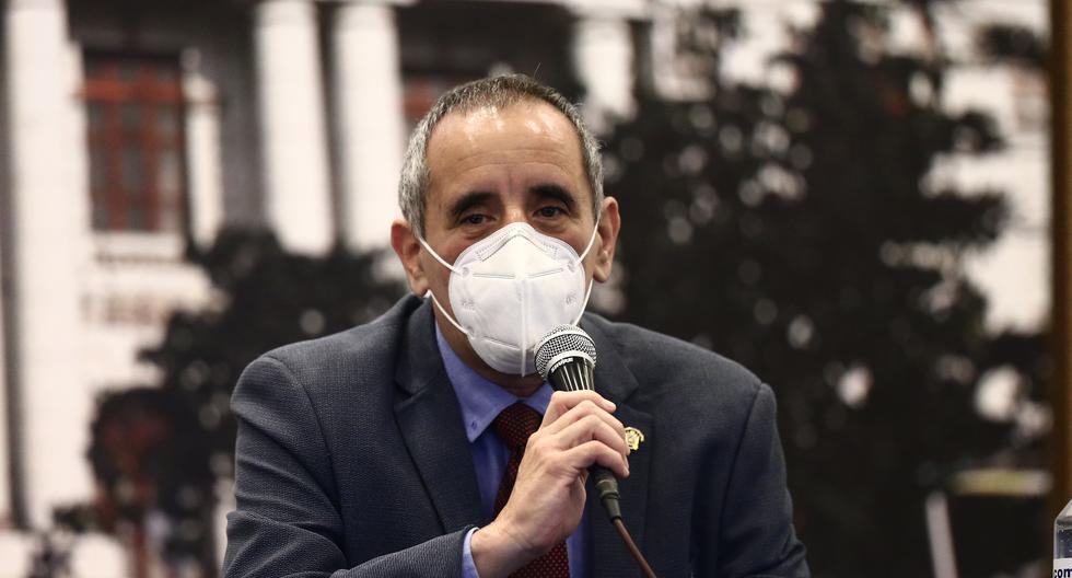Ricardo Burga, vocero alterno de Acción Popular: 'No pretendíamos vacar al presidente, queríamos que pida disculpas'