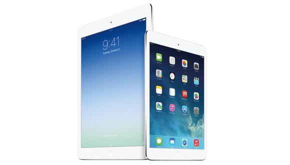 El precio del iPad Air es de US$499. (USI)