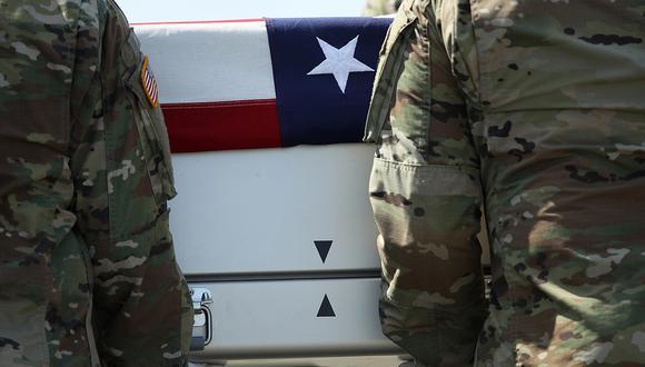 Dos soldados de Estados Unidos mueren en combate en Afganistan, según informe de las OTAN. (Foto referencial: AFP/archivo)