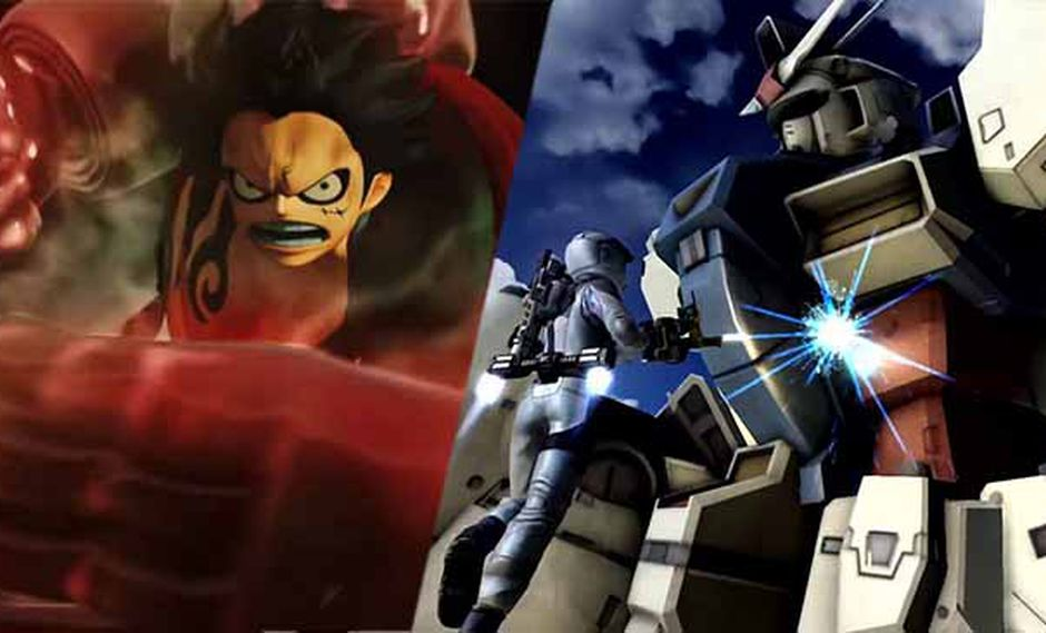 Bandai Namco anunció de forma oficial Mobile Suit Gundam: Battle Operations 2 y One Piece: Pirate Warriors 4 durante un panel en el Animexpo 2019.