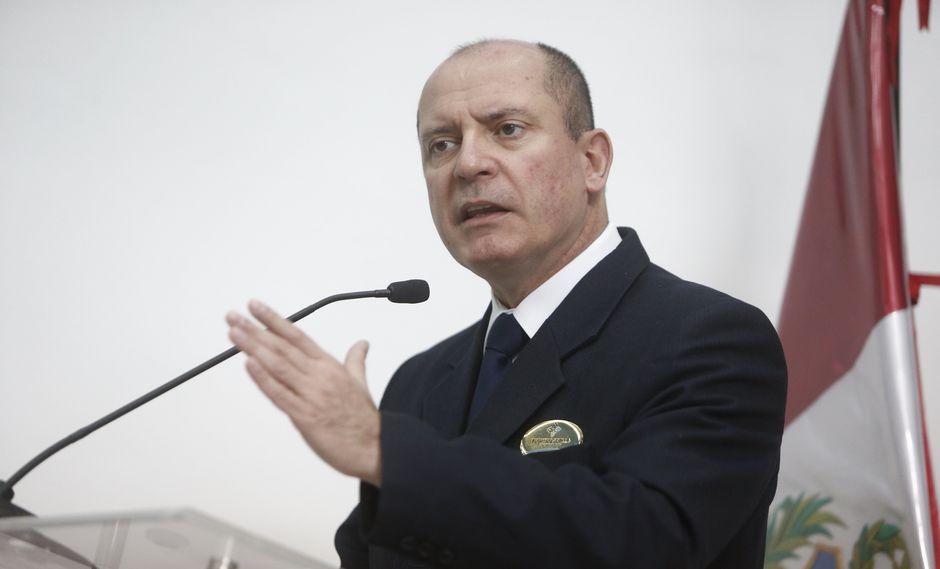Eduardo Sevilla ocupaba el cargo desde el 2016. (Perú21)