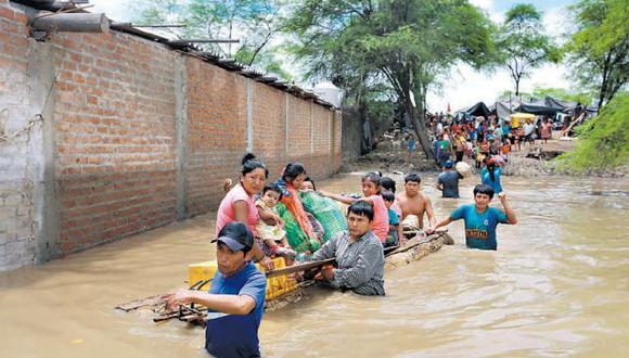 Los recientes desastres han dejado en evidencia que el Perú no está listo para enfrentar los efectos del cambio climático. (USI)