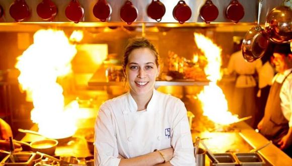 Pía León recibió el galardón como 'The Best Chef Rising Star'.  (Foto: El Comercio)