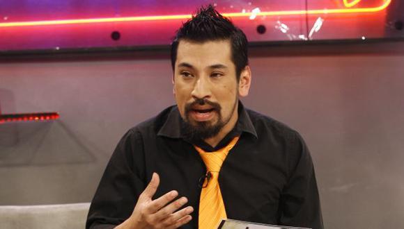 Aldo Miyashiro se solidariza con ampayados. (USI)