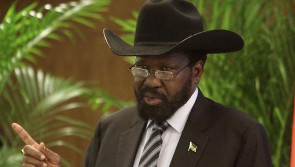 Kiir ha incrementado los esfuerzos para combatir la corrupción en su país. (Reuters)