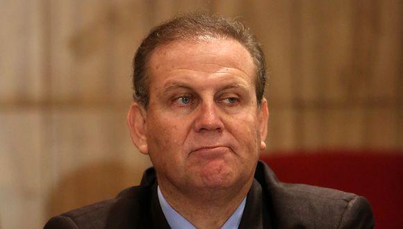 La Conar, con Alberto Tejada a la cabeza, también habría renunciado, reveló Juan Carlos Oblitas. (Foto: El Comercio)