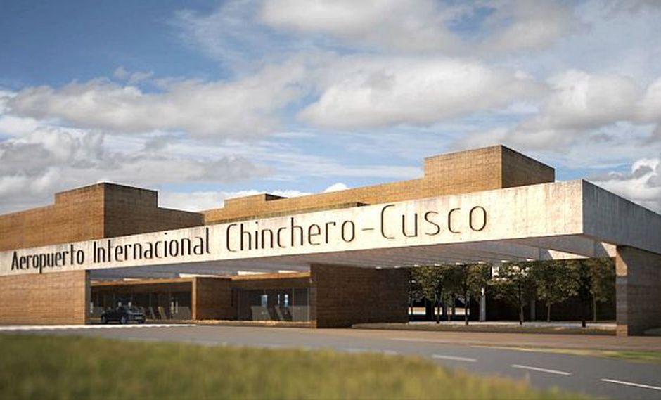 Kuntur Wasi evalúa acciones legales tras anuncio de dejar sin efecto contrato de Aeropuerto Chinchero. (USI)