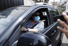 Rosario Sasieta negó que manejara a excesiva velocidad cuando atropelló a transeúnte en Miraflores