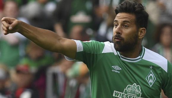 Werder Bremen y Hertha Berlin protagonizarán un partidazo entre dos invictos en la Bundesliga. (Foto: AP)