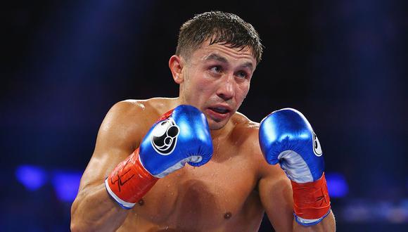 Gennady Golovkin enfrenta a Steve Rolls por el peso mediano en el Madison Square Garden. (Foto: AFP)