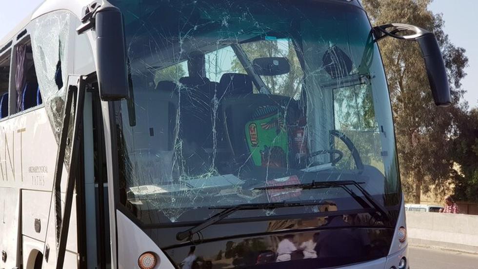 17 heridos en un posible atentado en Egipto.(Infobae)