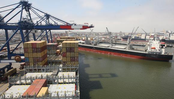 Las exportaciones alcanzaron los US$ 40,233 millones en los diez primeros meses del año. (Foto: GEC)