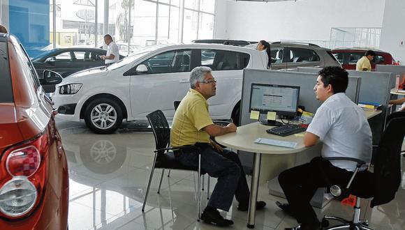 Subió la venta de autos al inicio de 2020. (Foto: GEC)