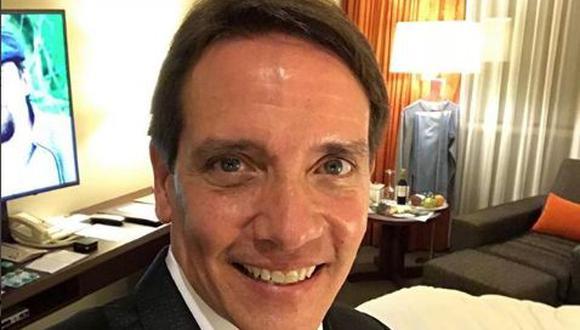 """Ex 'Menudo', René Farrait: """"Quiero conducir un programa en Perú"""". (Instagram)"""