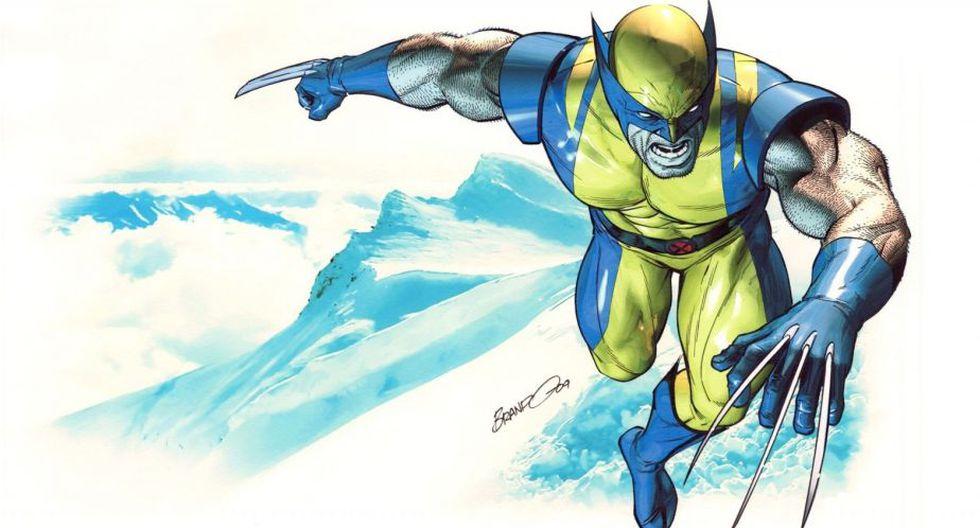 Wolverine, uno de los héroes de 'X-Men', obtiene el 6% de menciones en las plataformas sociales. (Internet)