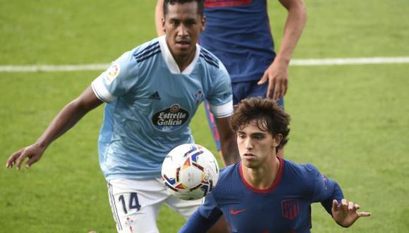 Renato Tapia fichó por Celta de Vigo tras no extender su vínculo con Feyenoord. (Foto: AFP)