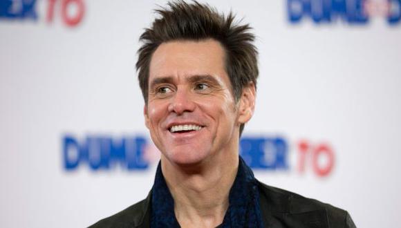 Jim Carrey emitió un comunicado cuando murió su ex pareja. (AFP)
