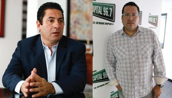 Salvador Heresi considera que se violó el derecho a la libertad de expresión con el despido de Phillip Butters. (Perú21)
