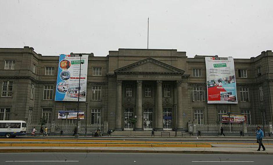 Asistencia en Hospital Nacional Arzobispo Loayza alcanzó el 97%. (USI)