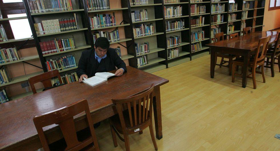Biblioteca Nacional del Perú.