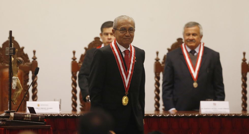Pedro Chávarry (Mario Zapata)