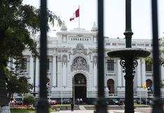 Congreso: Mesa Directiva dispone medidas por incremento de casos de COVID-19 en el país