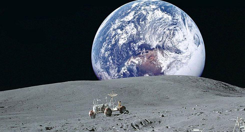 Rusia vuelve a lanzarse a la conquista de la Luna con estación espacial. (Archivo/GEC).