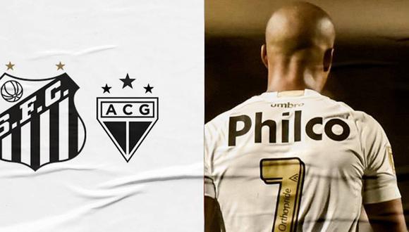 Santos necesita ganar para cortar la mala racha que atraviesa. (Foto: Santos Futebol Clube)