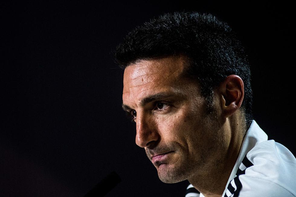 """Lionel Scaloni, de 40 años, sufrió """"varias contusiones"""" tras ser atropellado en Mallorca. (Getty)"""