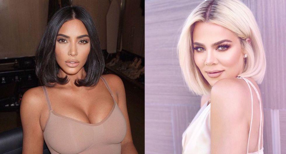 Kim Kardashian muestra la lujosa fiesta de cumpleaños de su hermana Khloé Kardashian. (Foto: @kimkardashian/@khloekardashian)