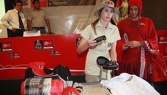 A los motociclistas se les dará ponchos, ojotas, chullos, entre otros artículos. (Andina)
