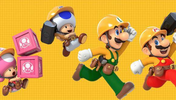 Nintendo lanzará 'Super Mario Maker 2' en exclusiva para Nintendo Switch el próximo 28 de junio.