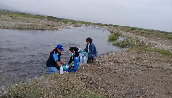 La ANA realiza un diagnóstico en la unidad hidrográfica Jequetepeque a fin de proteger la calidad del agua